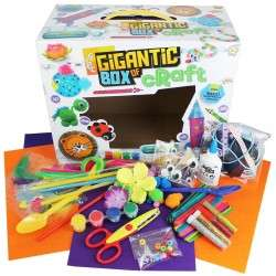 Grafix Giant Box Of Craft £4.99 + £2.99 Delivery @ This Is It