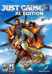 Just Cause 3 XL Edition PC (Steam) @ CDKeys. £7.99