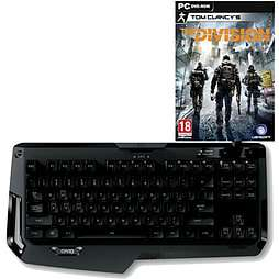 Logitech G410 Keyboard with Tom Clancy's: The Division (Download) (PC) £49.99 @ Game