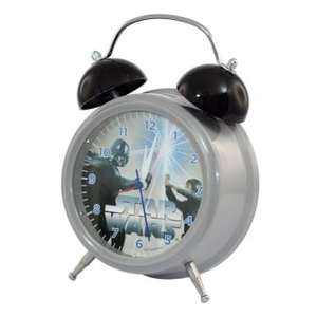 Star Wars Luke Skywalker / Darth Vader Money Bank Alarm Clock only £3.99 delivered @ Internet Gift Store