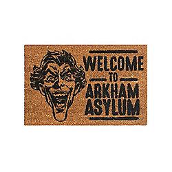 joker welcome to arkham asylum door mat - £9.99 @ Tesco (C&C)
