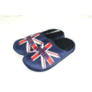 The Beatles Flag Mens Slippers £5.99 delivered / The Beatles Pepper Mens Slippers £6.99 delivered @ Internet Gift Store