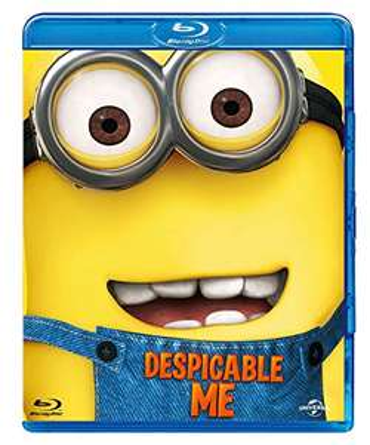Despicable Me Blu-Ray Amazon £1.99 Prime (£3.98 non Prime)