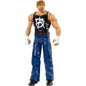 WWE Tough Talkers Figures - £7.99 each instore @ B&M