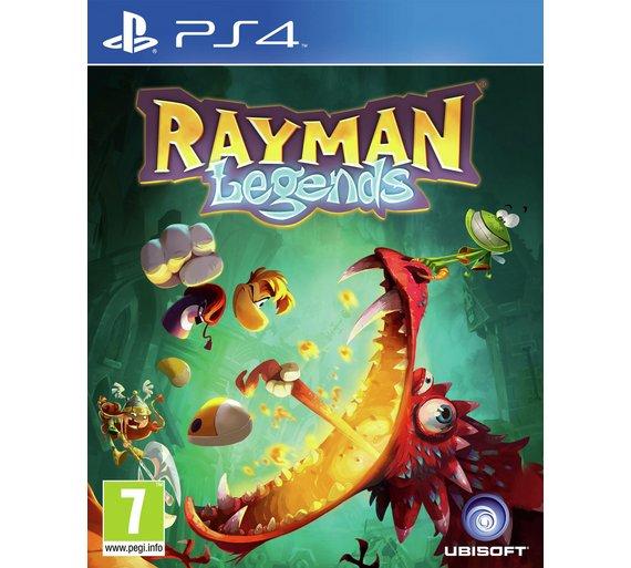 Rayman Legends - Argos - PS4 - £8.99 (C&C)