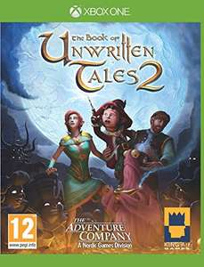 Book of Unwritten Tales 2 (Xbox One) - £6.59 Lightning Deal @ Amazon Prime (£8.58 non-Prime)