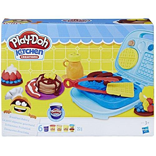 Play-Doh Kitchen Creations Breakfast Bakery Set - £8.50 @ Amazon Prime / £13.25 non-Prime