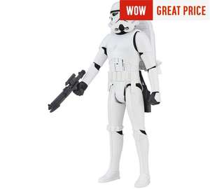 Star Wars Interactech Imperial Stormtrooper Figure - £8.99 @ Argos (C&C)