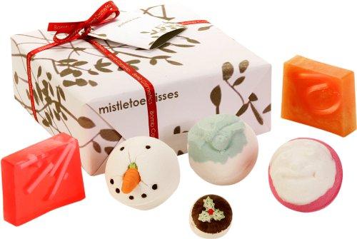 Bomb Cosmetics Mistletoe Kiss Handmade Gift Pack £7.99 @ Amazon Prime / £12.74 non-Prime