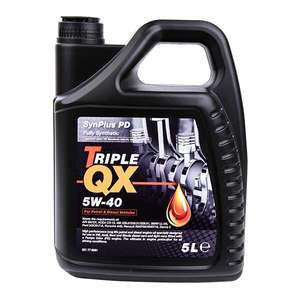 Absolute bargain.....fully synthetic vw pd engine oil 5 ltrs with code XMAS17 £11.99 @ Euro Car Parts