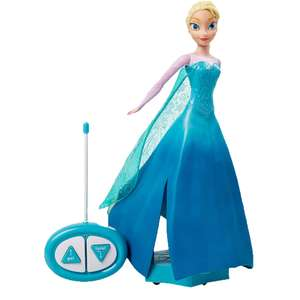 Reduced price on  remote control elsa £13.49 @ Bargain Crazy