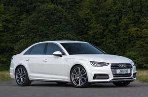 Audi A4 1.4T FSI S Line S Tronic w/tech pack, alcantra leather - 6+23 Lease £6955.94 @ Swansway