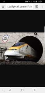 Eurotunnel: Take your car & up to 9 people to France from just £23-£30 each way on Eurotunnel
