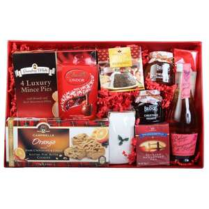 Christmas gift hamper online deal using code W25 @ Bargains Crazy