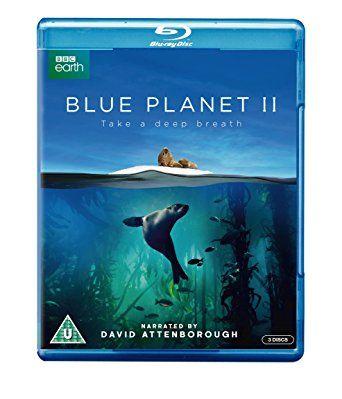 Blue planet II 2 on Blu-ray £14.99 @ Amazon