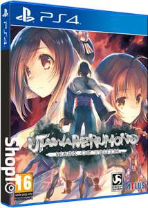 Utawarerumono:  Mask of Truth / Mask of Deception (PS4) £16.85 Each Delivered @ Shopto