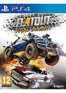 FlatOut 4: Total Insanity (PS4) £14.84 Delivered @ Base
