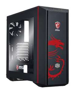 Cooler Master MasterBox 5 MSI Gaming Edition Computer Case £40.47 @ Amazon