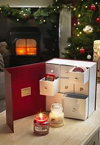 Yankee Candle The Perfect Candle Discovery Box Christmas gift set £17.99 @ Amazon Prime (£22.98 non Prime)