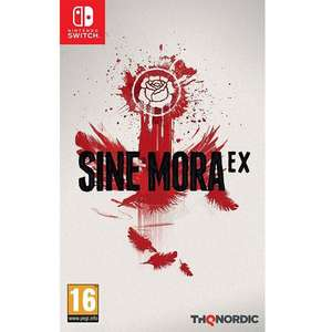Sine Mora EX (Nintendo Switch) £16.20 Delivered (Using Code) @ MyMemory