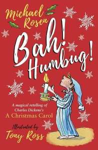 Bah! Humbug!: Every Christmas Needs a Little Scrooge - £6 (Prime) £8.99 (Non Prime)
