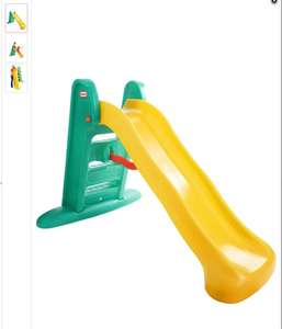 Little Tikes fold away slide green/yellow - £39.99 @ Very