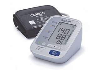 Omron Healthcare M3 Upper Arm Blood Pressure Monitor @ Amazon (50% off RRP) - £34
