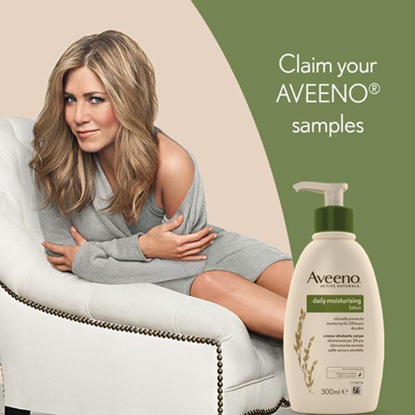 Free sample #aveeno.  Claim now!