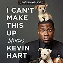Audible DOTD, 99p I can't Make This Up by Kevin Hart audio book
