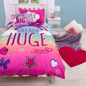 JoJo Siwa Discounts at Smyths Toys - Incl JoJo Siwa Singing Doll Now £19.99 & the Duvet is in stock too! (links in post)