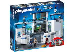 Playmobil 6919 City Action Police Headquarters £48.50 free click and collect at Tesco