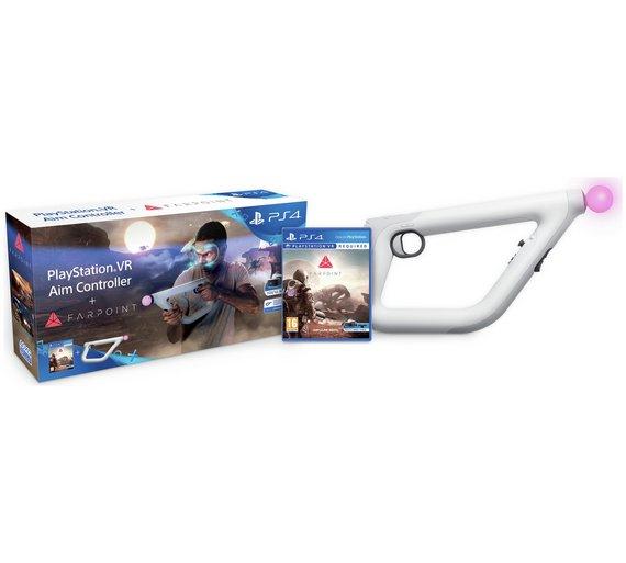 PS4 VR Aim Controller - £54.99 @ Argos