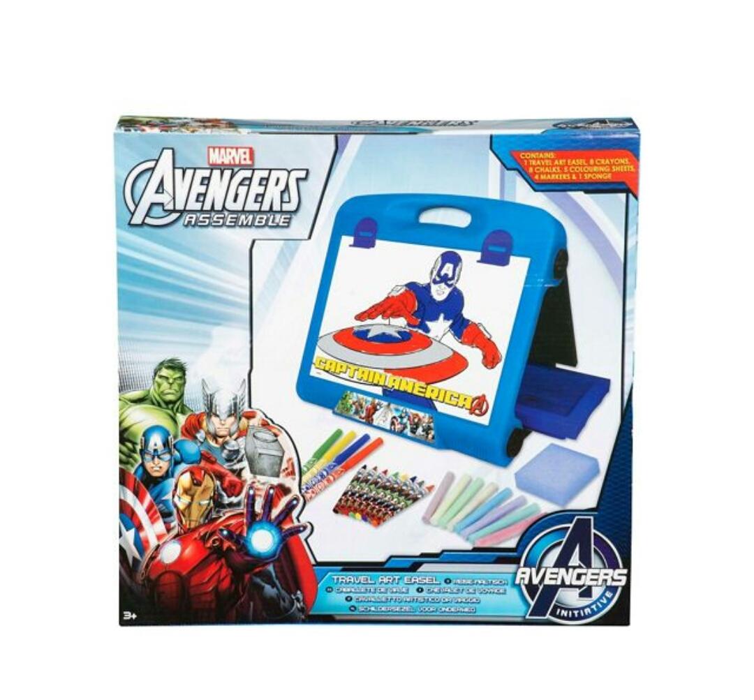 £10 for The Avengers - Assemble Travel Art Easel @ Debenhams