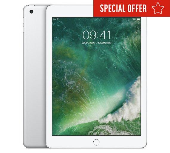 iPad 9.7 Inch Wi-Fi 128GB - Silver £429 @ argos