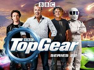 Top Gear Seasons 18, 19, 20, 21, 22 & 24 free with Amazon Prime