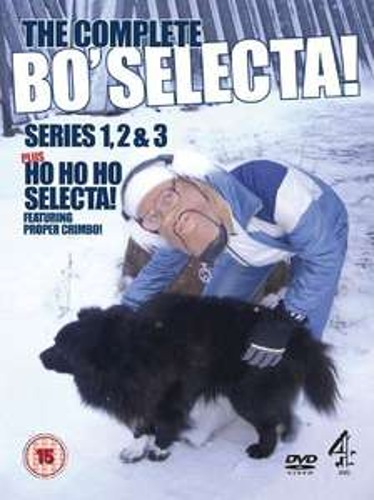 Bo' Selecta: Series 1-3 Plus Ho Ho Ho Selecta DVD - £7.99 (Prime) £9.98 (Non Prime) @ Amazon
