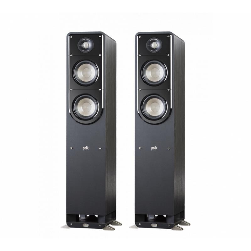 Polk S50 Floorstanding Speakers Pair Black - £399 delivered @ Superfi