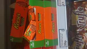 Reeses trees @ Poundstretcher - 39p