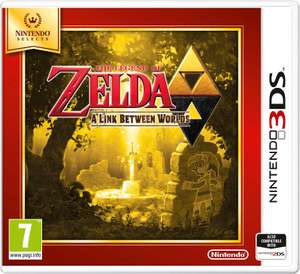 Legend of Zelda: A Link Between Worlds 3DS/2DS etc £12.95 @ The Game Collection