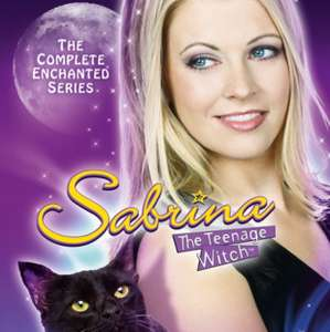Sabrina the Teenage Witch: The Complete Series (Box Set) [DVD] - £15.77 @ Zoom