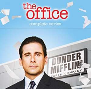 The Office US seasons 1-9 @ iTunes - £19.99