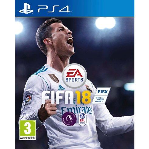 Fifa 18 ps4 - £29.99 @ Smyths