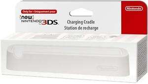 Nintendo New 3DS Charging Cradle £3.99 @ Argos (ebay shop)