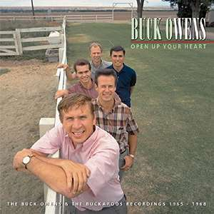 Buck Owens -Open Up Your Heart Box set, Collector's Edition - Amazon - £88.51