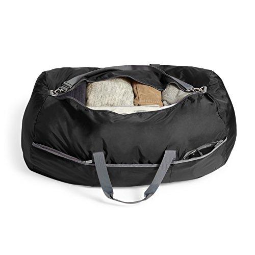 AmazonBasics Large Duffel Bag, 98L, Black - cheapest ever - £10.75 (Prime) £15.50 (Non Prime) @ Amazon