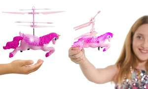 Flying Unicorn Toys - £13.97 Delivered @ Groupon