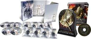 Hunger Games: Catching Fire - Deluxe Edition (Exclusive to Amazon.co.uk) [Blu-ray] [2013] £14.99 (Prime) £16.98 (Non Prime) @ amazon.co.uk