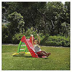 Tesco Jungle Jive Junior Ladybird Water Slide in Red was £30 now £15 C+C @ Tesco Direct