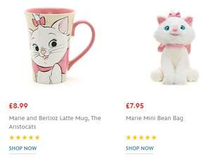 Any Official Disney Mug + Soft Toy for £12 + £3.95 Delivery @ Disney Store