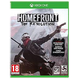Homefront: The Revolution [XO/PS4] - GAME £3.99 - Stock filler?